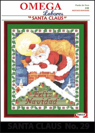 No. 29 Santa Claus