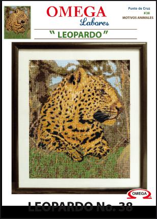 No.38 Leopardo