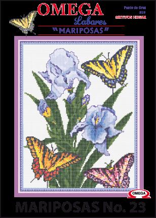 No. 23 Mariposas