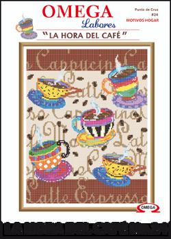 No. 24 La Hora del Café