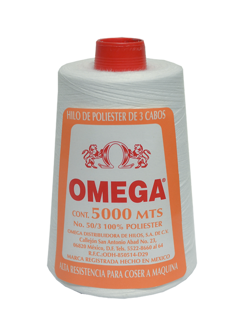 Poliester Omega 5000m (50/3)
