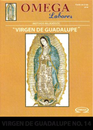 No. 14 Virgen de Gaudalupe