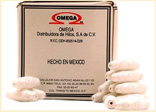 Capullo Omega Poliéster 100/2 (62 - 10 W)