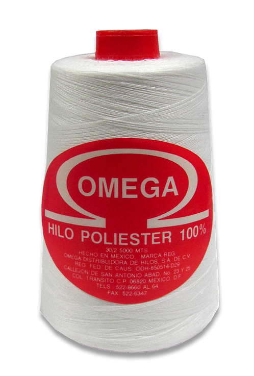 Poliéster 5000 m (30/2)
