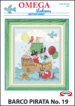 No. 19 Barco Pirata