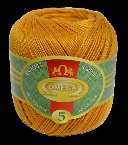 CROCHET OMEGA No.5