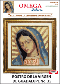 No. 35 Rostro Virgen de Guadalupe