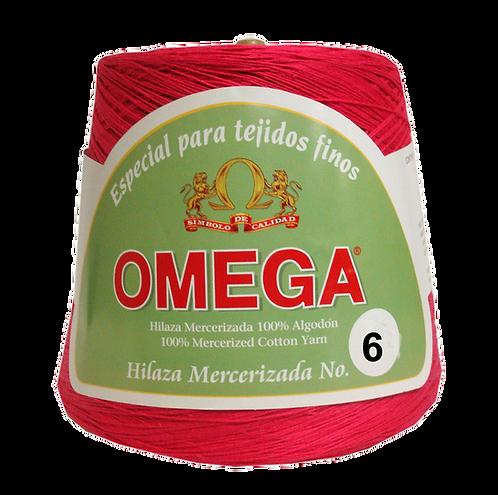 Hilaza Omega N° 6 – Cono de 1 kg