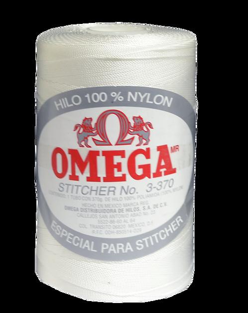 Nylon Omega para STITCHER 3, Bco y colores
