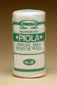 Piola de Nylon Omega 30