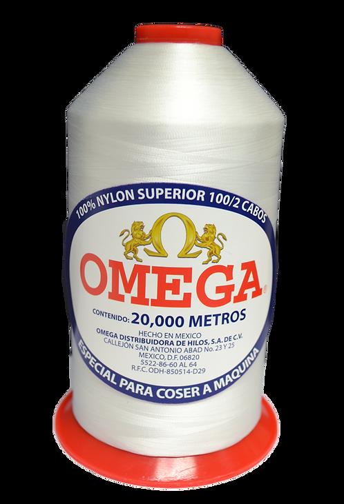 Nylon Omega Cono 20,000m 100/2