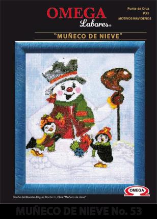 No. 53 Muñeco de Nieve