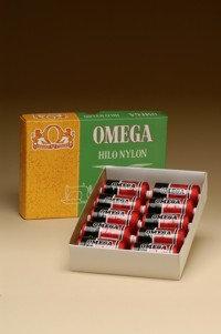 Hilo Nylon Omega 24, Caja con 12 tubos 400m