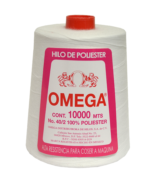 Poliester Omega  10,000 m (40/2)