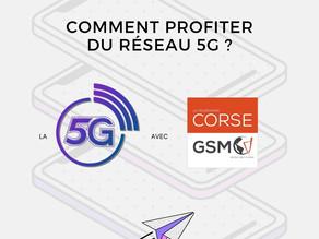 La 5G chez CORSE GSM