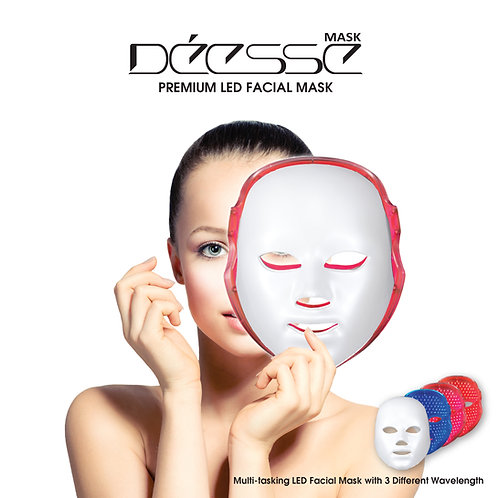 DEESSE Premium LED Facial Mask