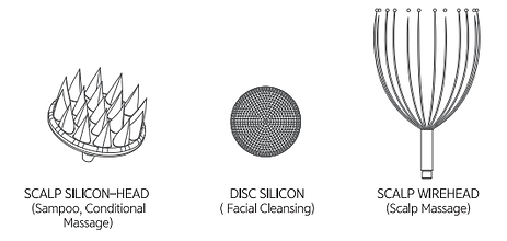 Dr. Spa Additional Components