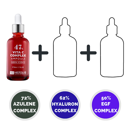 Three Ampoules Bundle Pack (50ml) with More Savings