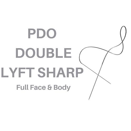 PDO Doublelyft Sharp