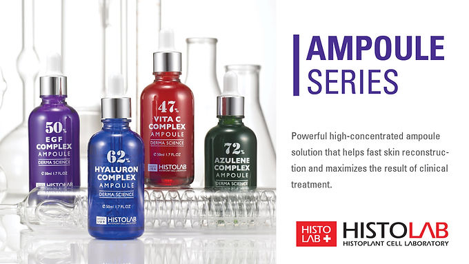 Ampoule Series
