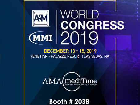 A4M / Las Vegas / December 13-15, 2019
