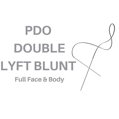 PDO Doublelyft Blunt