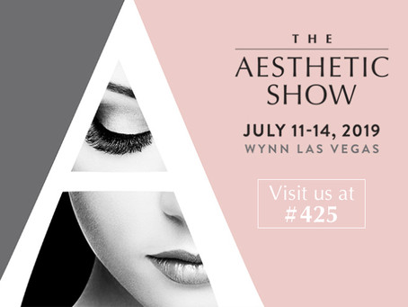 The Aesthetic Show / Las Vegas / July 11-14, 2019