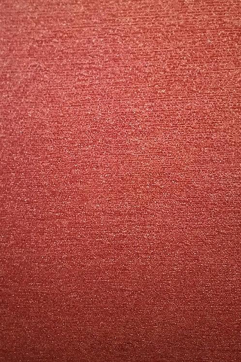Silk-Like Orange Fabric Upholstery