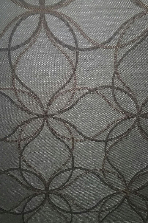 Brown Tan Cream Fabric Upholstery