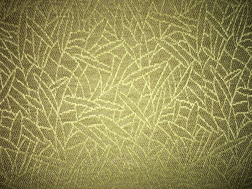 Regal Print Yellow Fabric Upholstery