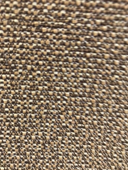 Brown Woven Fabric Upholstery