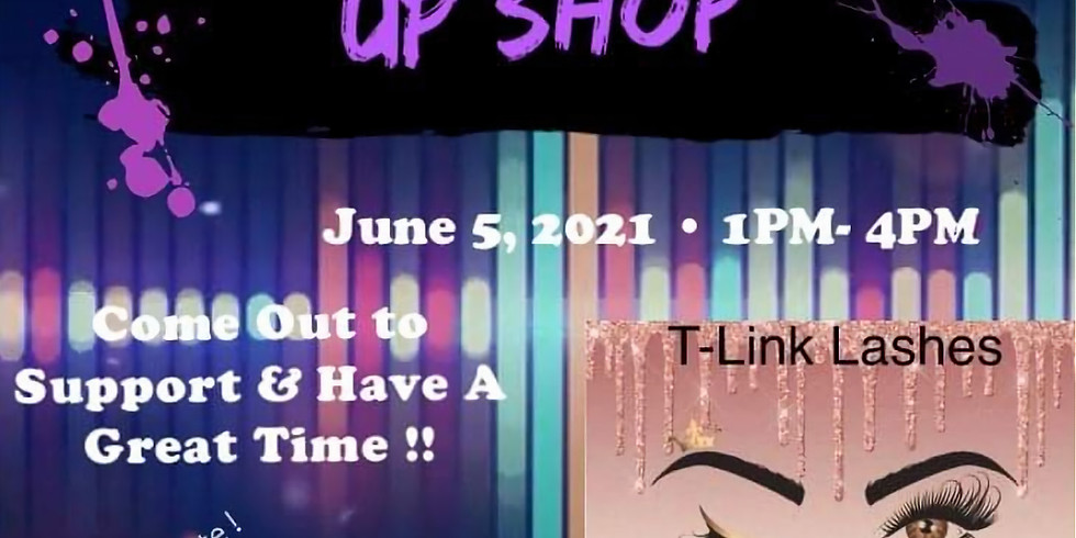 Unforgettable Minks 1st Annual Pop-Up Shop