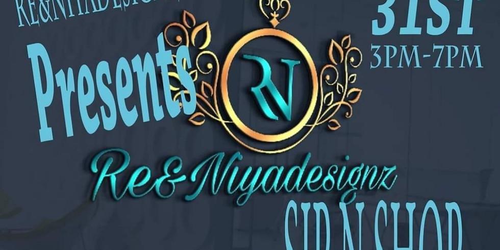 Re& Niyadesignz Sip N Shop
