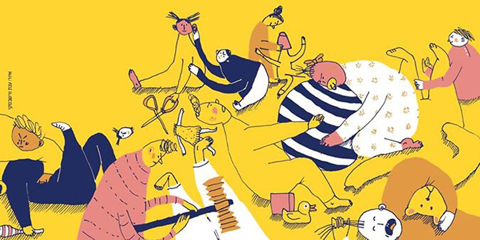תל אביב | חגיגת קומיקס במגדלור - השקה כפולה