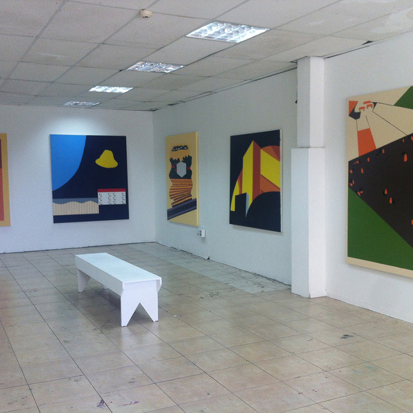 פרויקט הגמר, תערוכה בשנקר, 2015