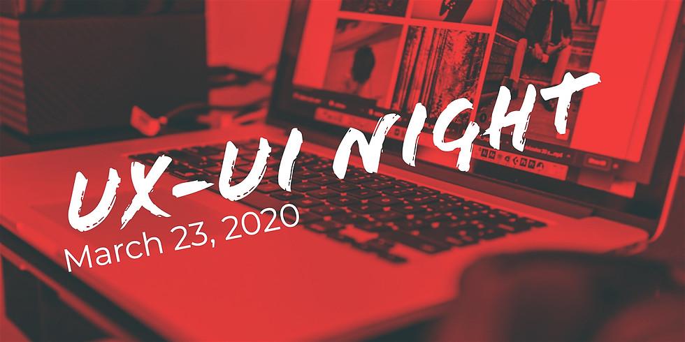 Tel Aviv | UX-UI Night at Google Campus (2 Talks)