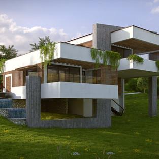 אדריכלות | גדעון מרכוס
