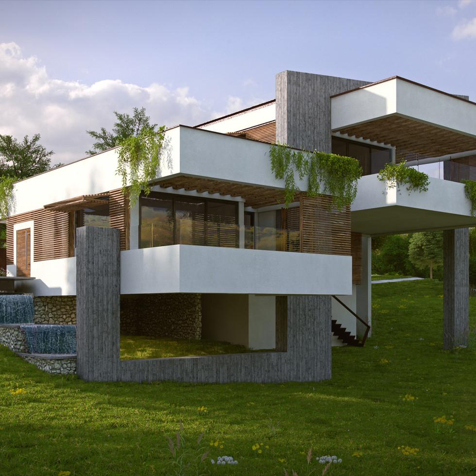 אדריכלות   גדעון מרכוס