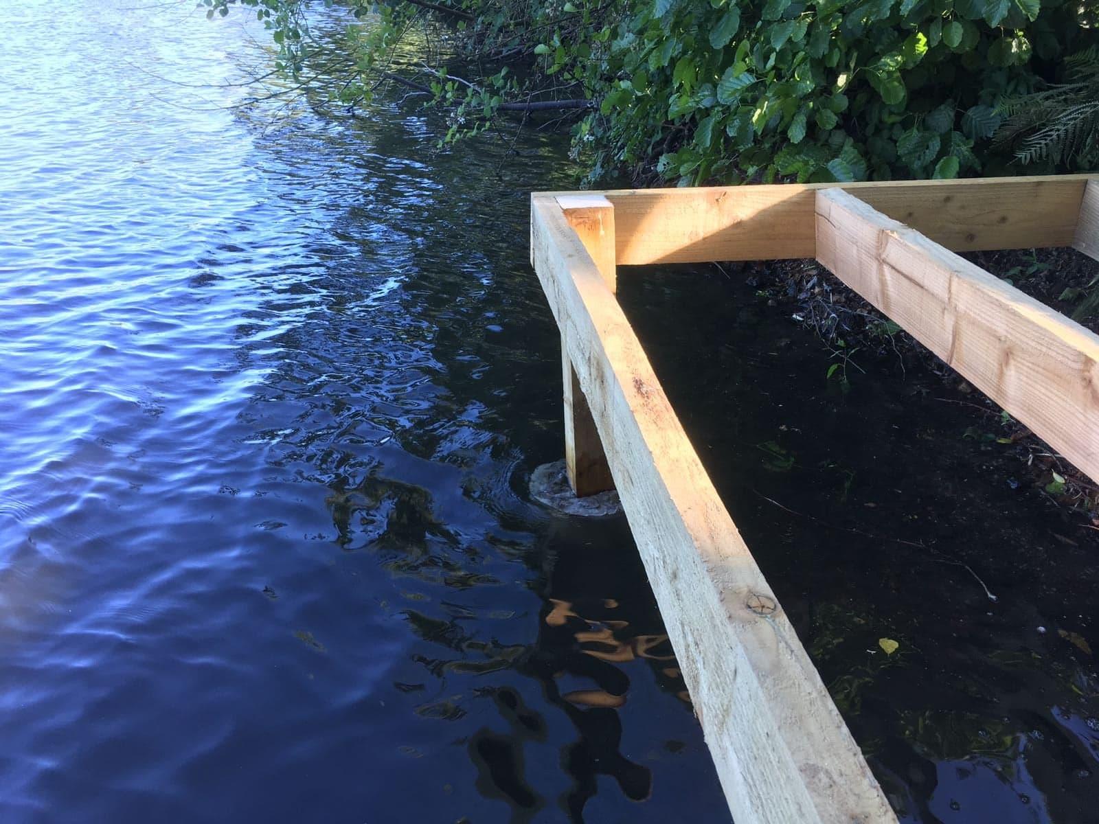 Horsehay Pool Telford