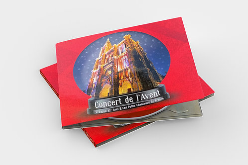 CD Concert de l'Avent