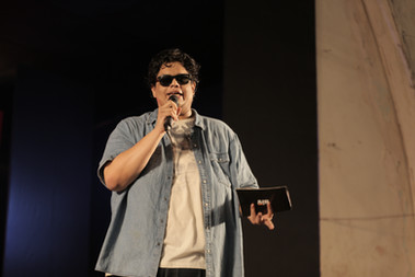 Tanmay Bhat  photographed  by Maitreyi More