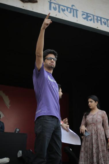Rohan Joshi photographed   by Maitreyi More