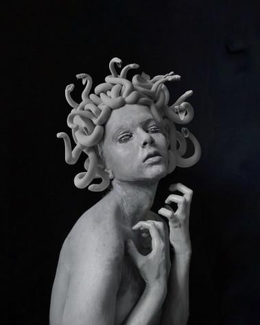 Medusa by Maitreyi More
