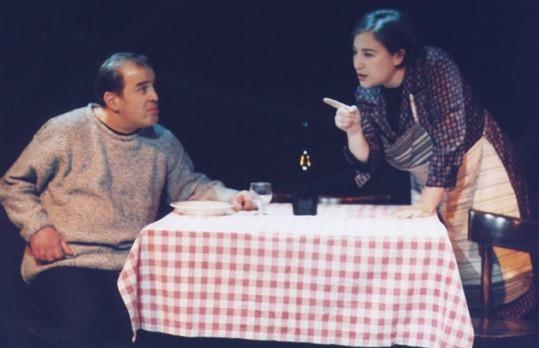 Francesco Orlotti e Maria Di Biase