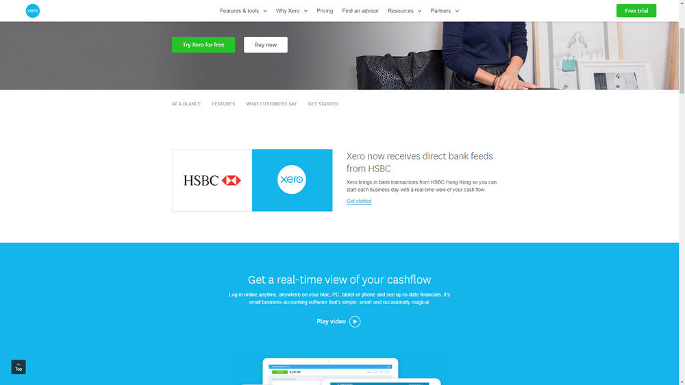 Bank Feeds are available with HSBC and DBS  | Forum