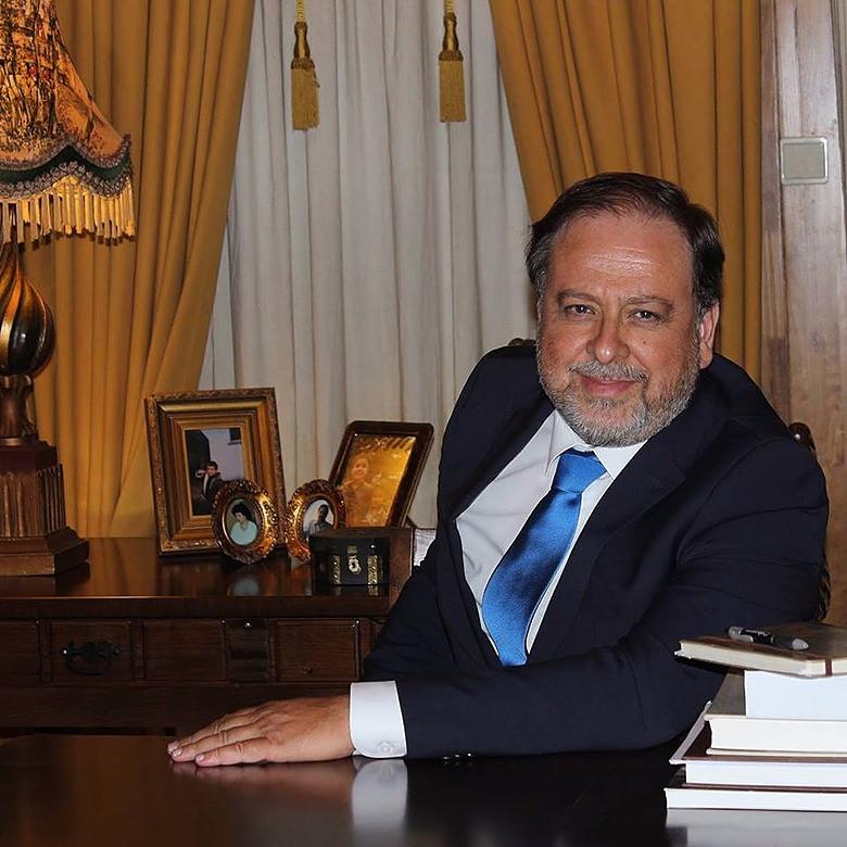 Maçonaria - Álvaro Carva, 33º, Soberano Grande Comendador do SCdP