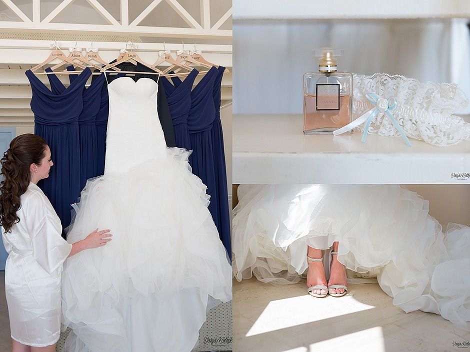do focus first on finding the best wedding dress silhouette for you details are importanta long row of teensy pearl buttons and a well placed ruffle or