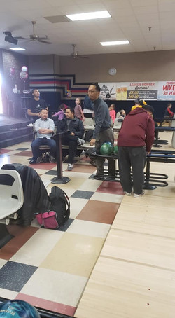 LICC Men's Bowling Event March 7, 2020