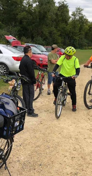 LICC Men Biking Event @ Cannon Valley Trail. September 7, 2019