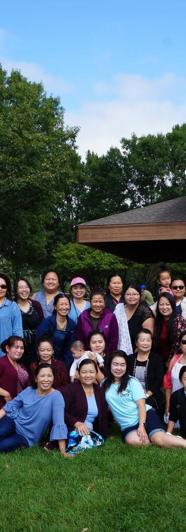 LICC Church Picnic Labor Day 9-2-19